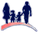 Center for Children and Family Futures Logo