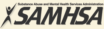 Substance Abuse and Mental Health ServicesAdministration Logo
